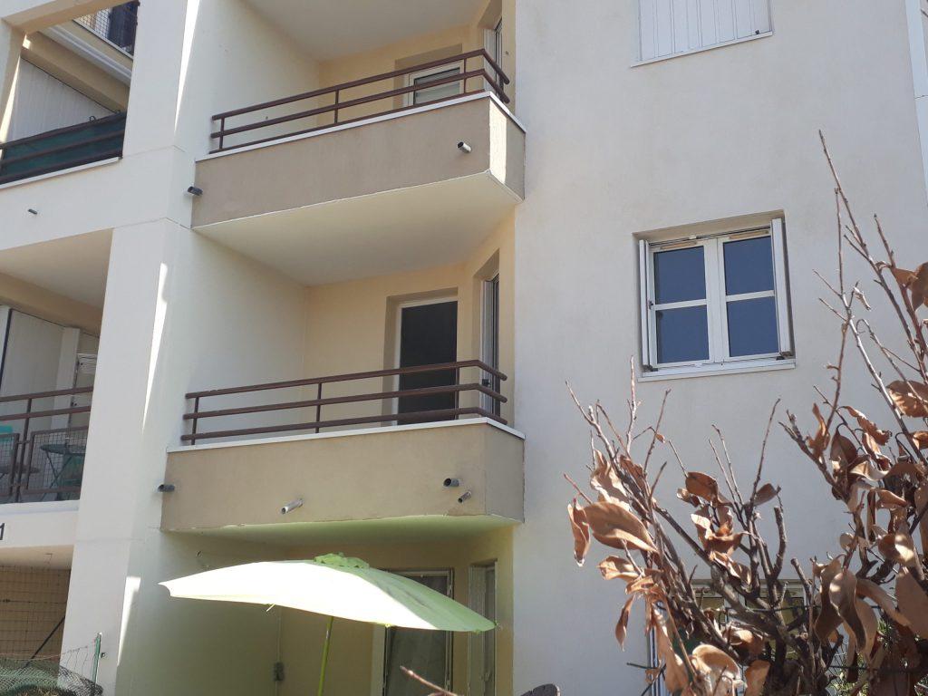 Balcon LG23